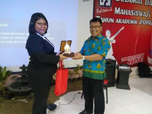 Gratitude for participation & support in attending the event of ACHIEVEMENT MOTIVATION TRAINING with theme Personal Assessment - Psychotest. Lp3i Pondok Gede. 18 May 2015.