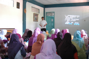 SEQ Motivation - Pesantren Cibubur 2012