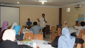 Module Development for Schools - with Save the Children Banda Aceh 2009