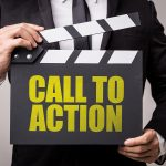 Call To Action for Email & Landing Page
